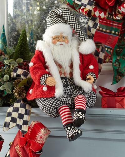 Jovial Santa