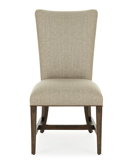 Pair of Blakely Upholstered Side Chairs