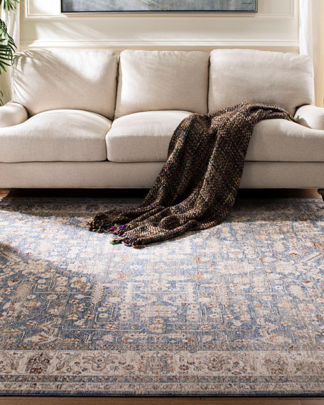 Sidney Power-Loomed Rug, 6' x 9'