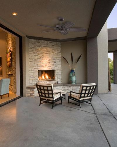 Retreat 52 Indoor/Outdoor Ceiling Fan