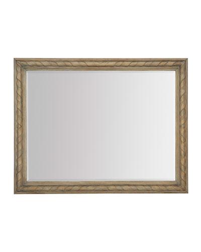 Villa Toscana Dresser Mirror