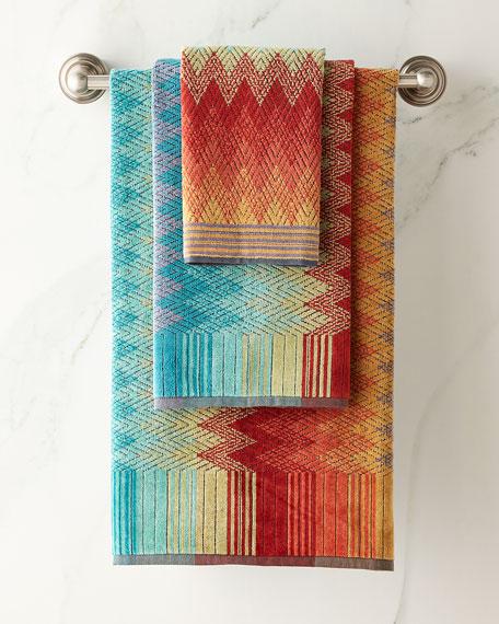 Yaco Bath Towel