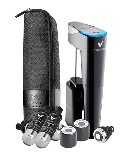 CORAVIN Model Eleven Wine Collector Pack