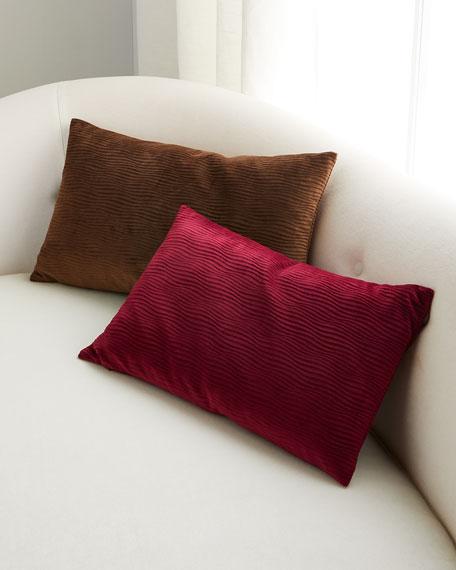 Astral Mocha Lumbar Pillow