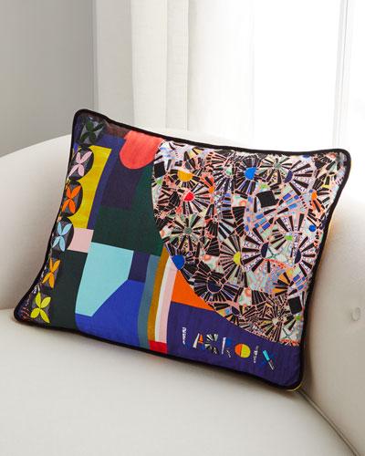 Mosaic Freak Pillow