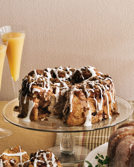 Giant Cinnamon Rolls, For 12-16 People