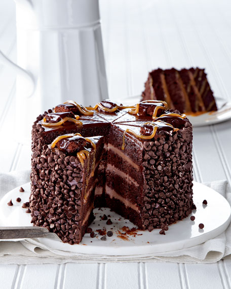 Chocolate Seduction Cake