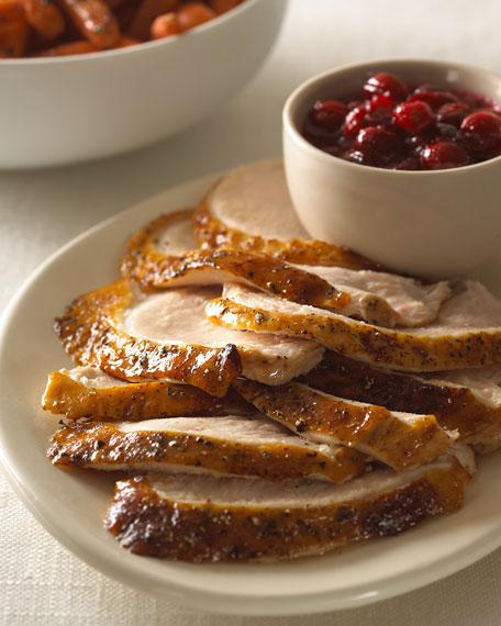Seasoned Turkey Breast