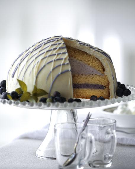 """""""Pom Bombe"""" Cake"""