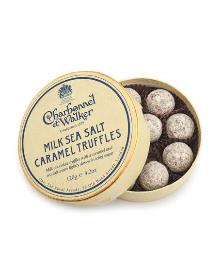 Charbonnel Et Walker Milk Sea Salt Caramel Truffles