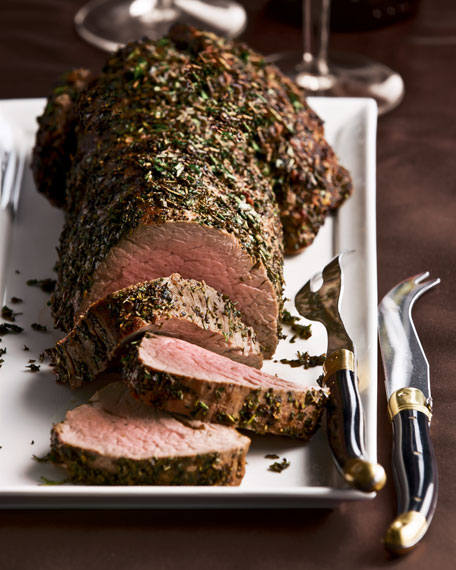 Roast Beef Tenderloin, For 10-12 People