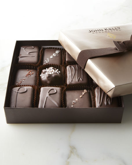 John Kelly Chocolates 12-Piece Chocolate Assortment