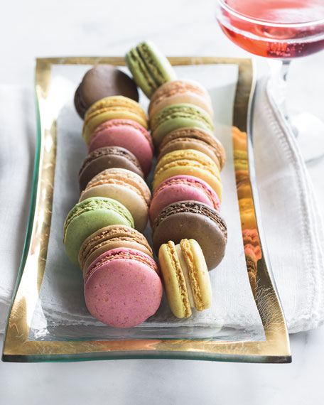 Assorted Parisian Macarons