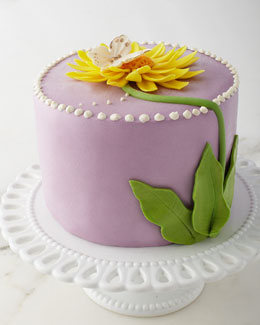 Spring Daisy Party Cake