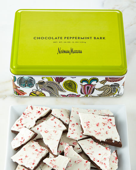 NM Chocolate Peppermint Bark