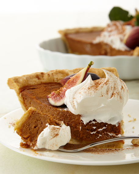 Handmade Pumpkin Pie, For 10-12 People