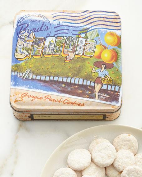 Georgia Peach Cooler Cookies