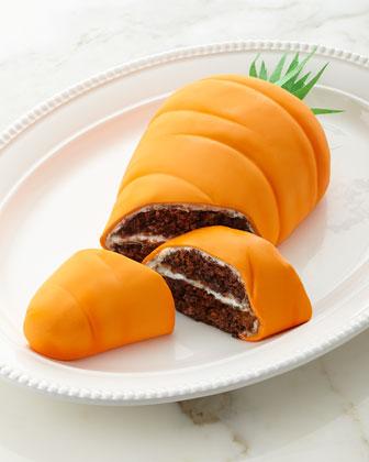 Darling bunny bait carrot cake