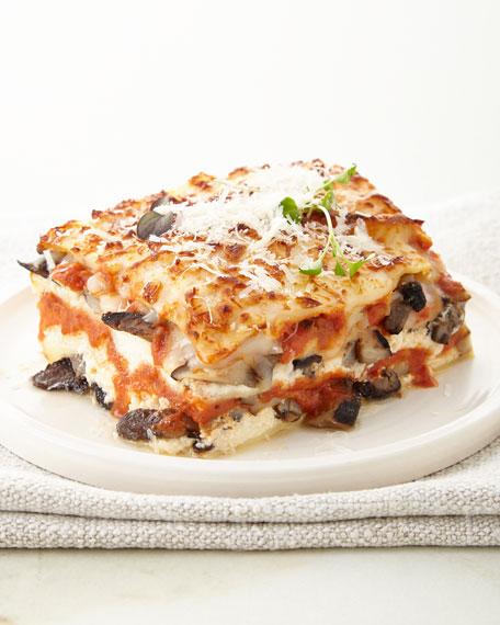 Wild Mushroom Lasagna
