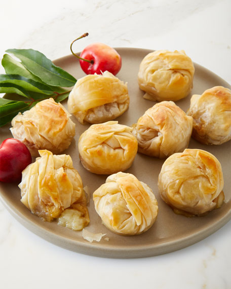 Baked Brie Bites with Apple Chutney, For 13