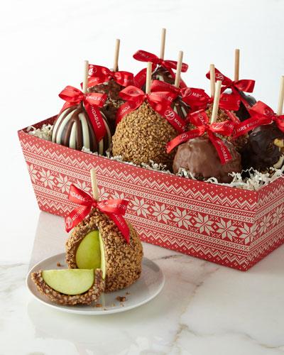 Let It Snow Gift Basket