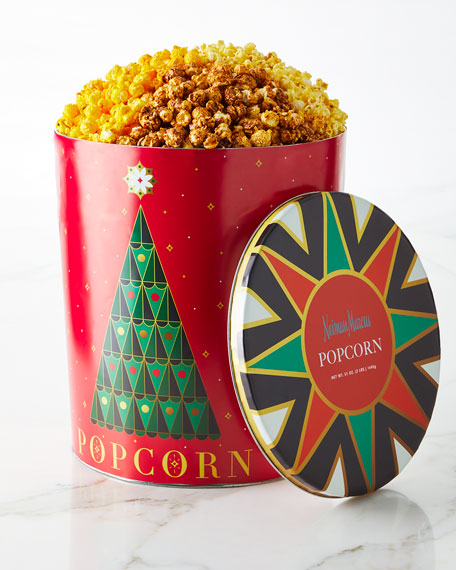 2017 NM Popcorn Tin