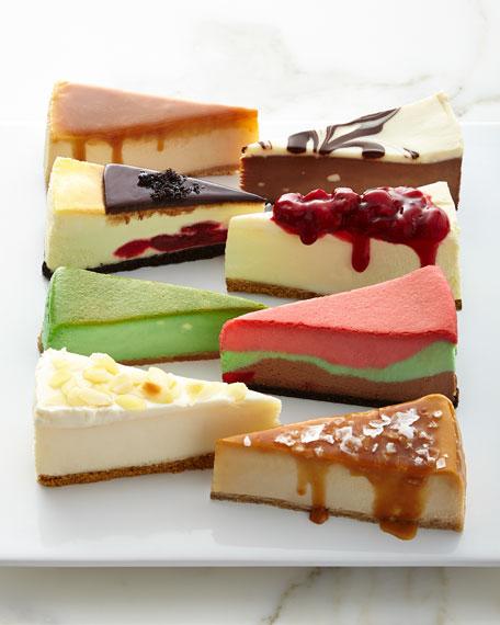 Cheesecake Royale 16-Slice Cheesecake Sampler