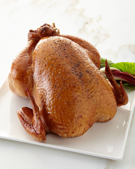 Cured & Smoked Chickens, Set of 2