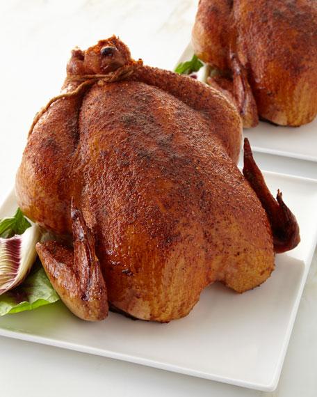 Cajun Chickens, Set of 2