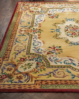 "Safavieh ""Gold Ribbons"" Rug"