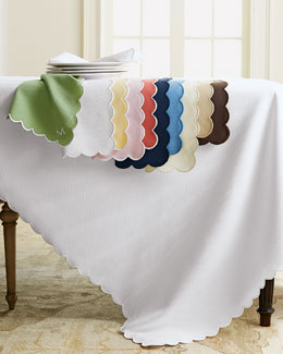Matouk Savannah Gardens Table Linens