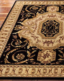 """Empire Scrolls"" Rug"