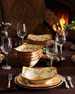 Baldaccio Salad Plates, Set of 4