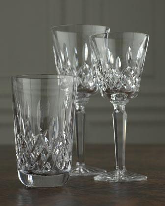 Lismore Crystal Glassware