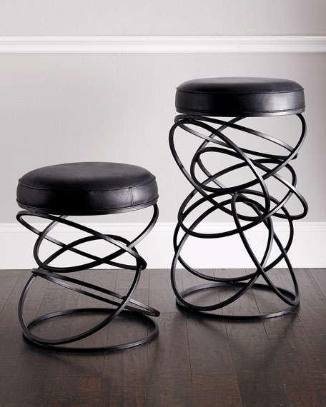Dancing Circles Stool
