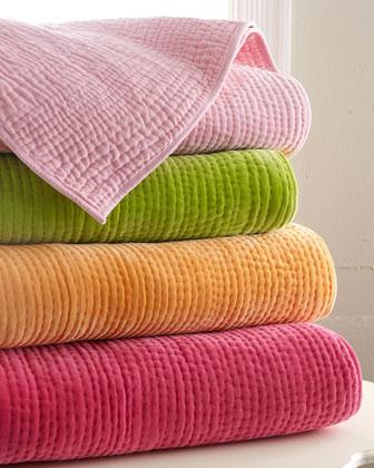 Ethan Velvet Quilts