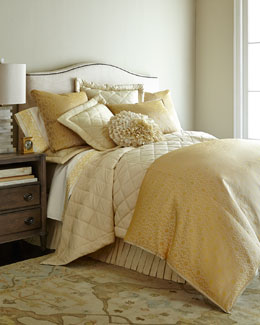 "Ann Gish ""Byzantine"" Bed Linens"