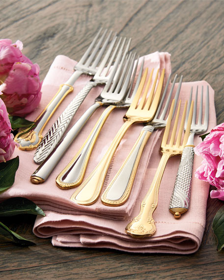 5-Piece Dome Flatware Place Setting