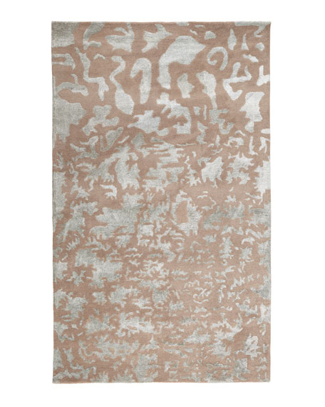 "Reflection Shine Rug, 8'3"" x 11'"