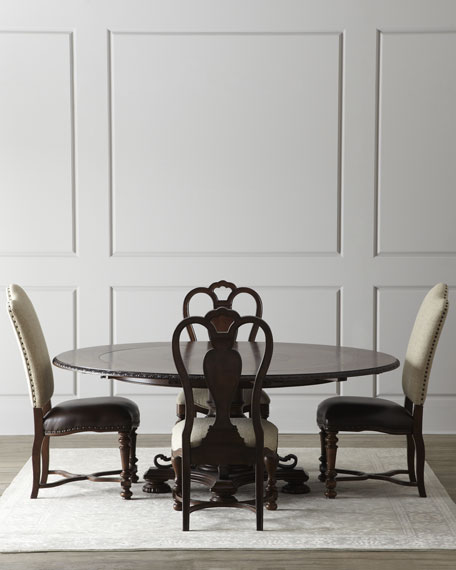 Dining Room Chairs Leather Linen At Horchow