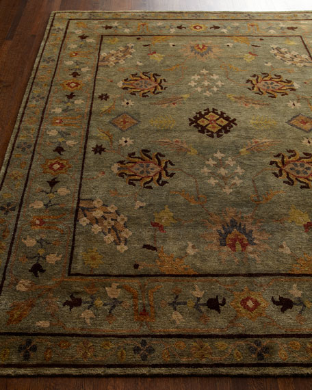 Pearcy Rug, 6' x 9'
