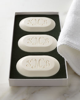 Personalized Eco Luxury Soaps
