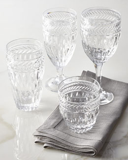 GODINGER SILVER ART CO Symphony Crystal Glassware