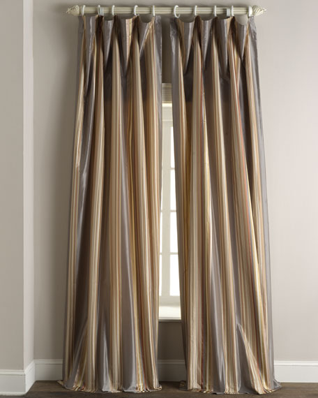 "Each 96""L Sienna Curtain"