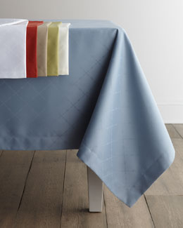 SFERRA Lattice Table Linens