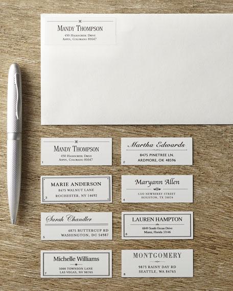 240 Designer Address Labels
