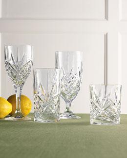 Godinger Dublin Crystal Glassware