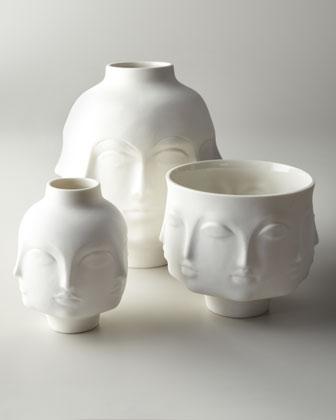 Dora Maar Vases & Bowl