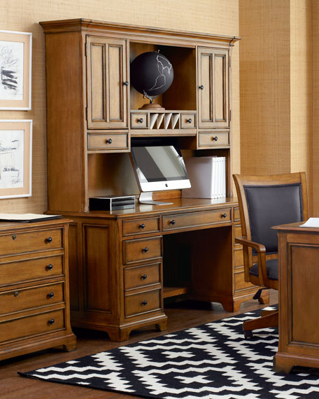 Pine Harbour Executive Desk