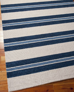 "Barclay Butera Lifestyle ""Harbour Stripe"" Rug"